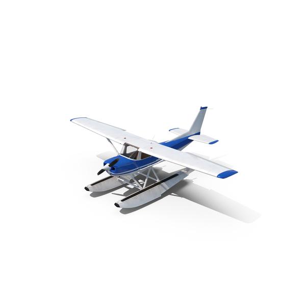 Cessna 150 Seaplane R PNG & PSD Images