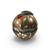 Thermal Detonator PNG & PSD Images
