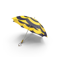 Swirl Umbrella PNG & PSD Images