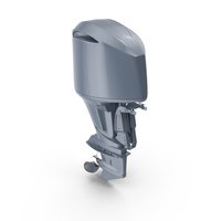 Outboard Boat Engine PNG & PSD Images