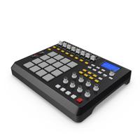 Akai MIDI Controller PNG & PSD Images