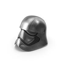 Captain Phasma Helmet PNG & PSD Images