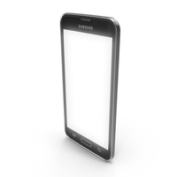Samsung Galaxy S5 Black PNG & PSD Images