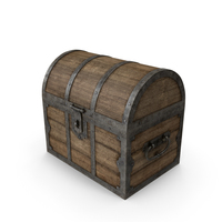 Old Wooden Chest PNG & PSD Images