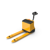 Powered Pallet Jack PNG & PSD Images