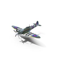 Supermarine Spitfire PNG & PSD Images