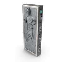 Han Solo In Carbonite PNG & PSD Images