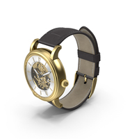 Skeleton Watch PNG & PSD Images