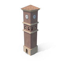 Clock Tower PNG & PSD Images