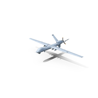 Unmanned Combat Air Vehicle MQ-9 Reaper UAV PNG & PSD Images
