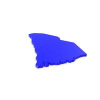 South Carolina Counties Map PNG & PSD Images