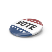 Vote Button PNG & PSD Images