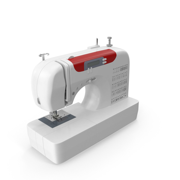 Sewing Machine PNG & PSD Images