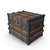 Steamer Trunk PNG & PSD Images