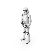 Stormtrooper The Force Awakens PNG & PSD Images