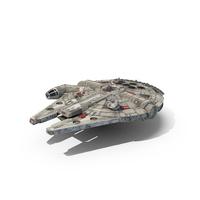 Millennium Falcon PNG & PSD Images