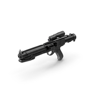 Stormtrooper Blaster Rifle PNG & PSD Images