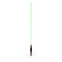 Luke Skywalker Lightsaber PNG & PSD Images