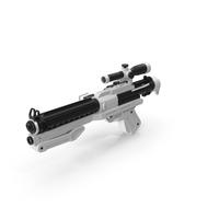 Stormtrooper Blaster PNG & PSD Images