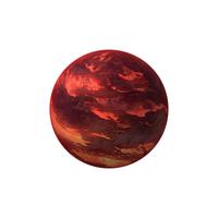 Alien Planet PNG & PSD Images