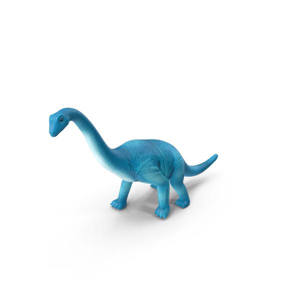 Toy Brachiosaurus PNG & PSD Images