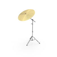 Ride Cymbal PNG & PSD Images