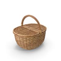 Picnic Basket PNG & PSD Images
