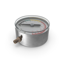 Pressure Gauge PNG & PSD Images