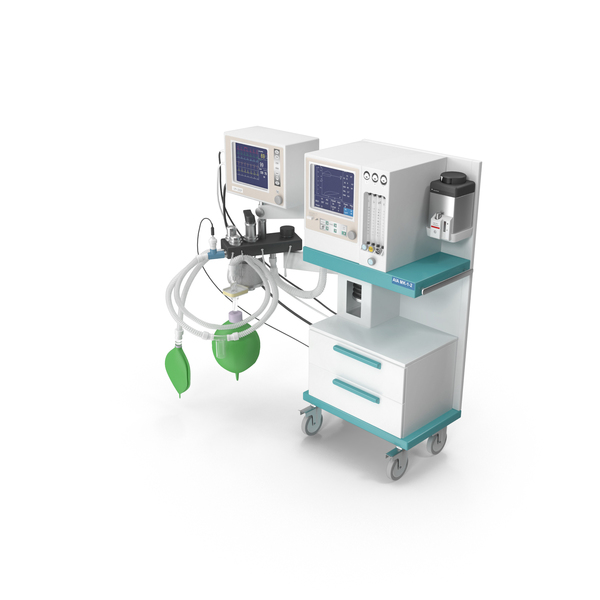 Anaesthetic Machine PNG & PSD Images