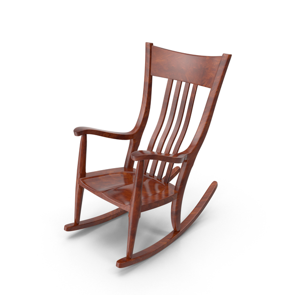 Mesquite Rocking Chair PNG & PSD Images