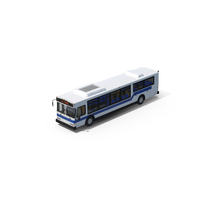 MTA New York City Bus PNG & PSD Images