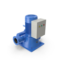 Hydroelectric Power Generator PNG & PSD Images