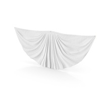 White Bunting PNG & PSD Images
