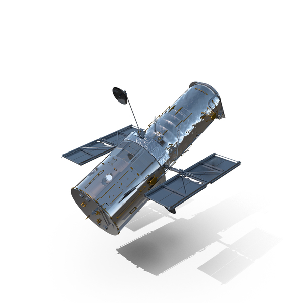 Hubble Space Telescope PNG & PSD Images