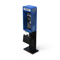 Dirty Public Phone PNG & PSD Images