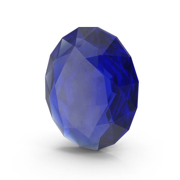 Oval Sapphire PNG & PSD Images
