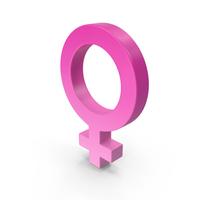 Female Symbol PNG & PSD Images