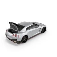 Nissan GT-R PNG & PSD Images