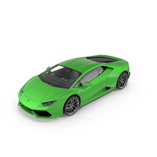 Lamborghini Huracan Object