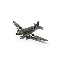 Douglas DC-3 PNG & PSD Images