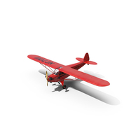 Red Light Aircraft PNG & PSD Images