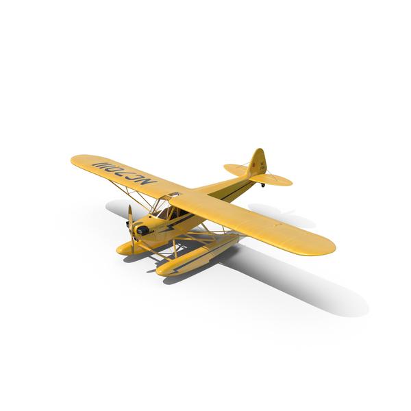 Light Aircraft Seaplane PNG & PSD Images