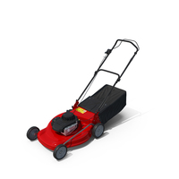 Push Lawn Mower PNG & PSD Images
