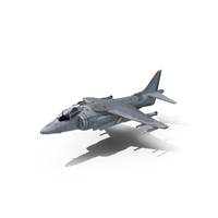 Harrier II PNG & PSD Images