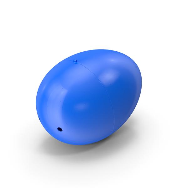 Plastic Easter Egg PNG & PSD Images