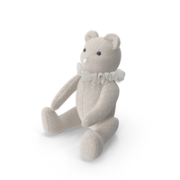 Beige Teddy Bear PNG & PSD Images