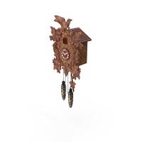 Cuckoo Clock PNG & PSD Images