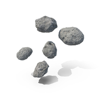 Asteroids PNG & PSD Images