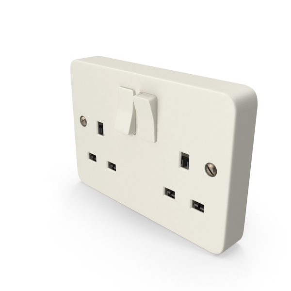 UK Electrical Outlet PNG & PSD Images