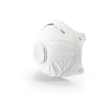 Respirator Mask without Straps PNG & PSD Images